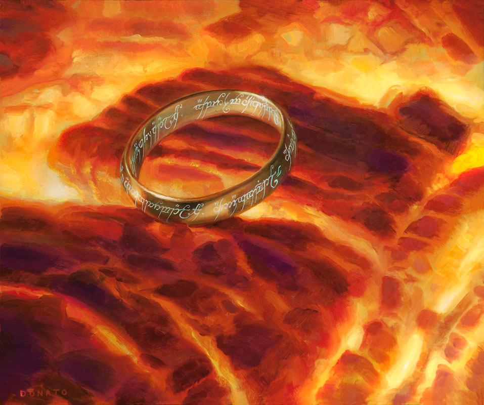 The One Ring - Donato Giancola.jpg