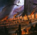 John howe middle-earth the-siege-of-gondor.jpg