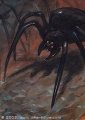 John Howe - Spiders of Mirkwood.jpg